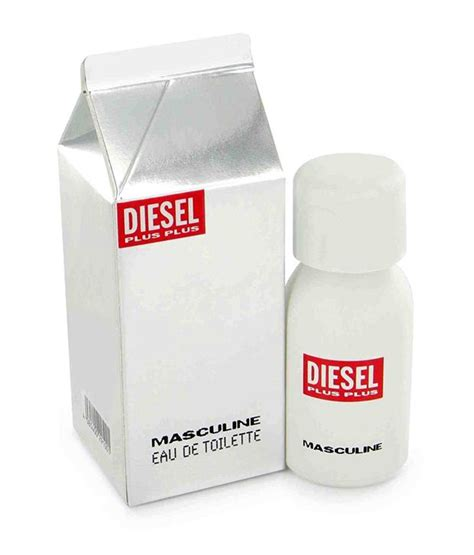 diesel plus plus eau de toilette 75ml buy at best prices in india snapdeal