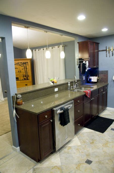 small galley kitchen with island galley kitchen remodels kitchen remodel i had a really 8023