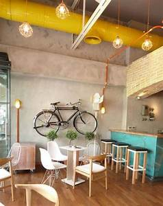 best 25 rustic cafe ideas on pinterest rustic coffee With what kind of paint to use on kitchen cabinets for san francisco giants wall art