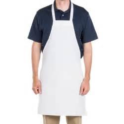 what is an apron choice white full length bib apron 34 quot l x 34 quot w