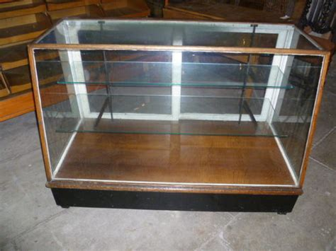 Vintage Shop Display Counter /display Cabinet   Antiques Atlas