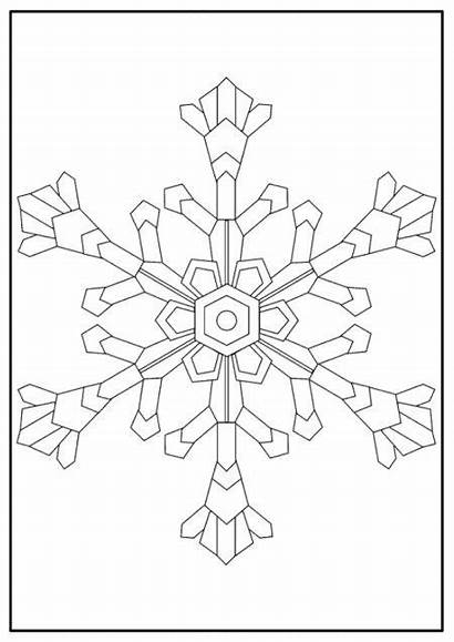 Coloring Midnight Pages Geometric Cleverpedia Frosted Morning