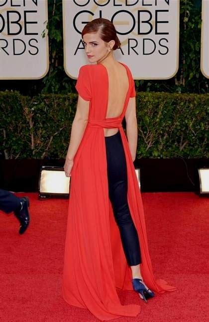 Emma Watson Red Carpet Dresses Fashion
