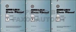 2008 Chevrolet Equinox Pontiac Torrent Repair Shop Manual