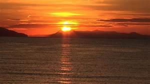 Sunrise - Greece - Vrasna Beach - Aegean Sea - Meditation