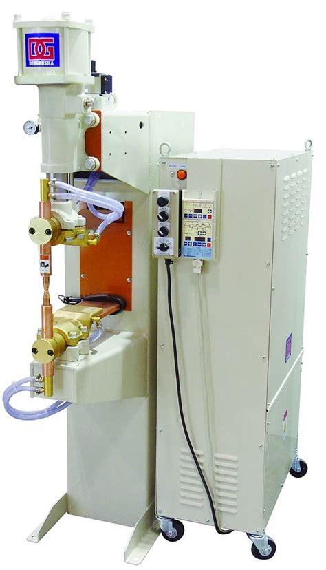 compact spot welding machine provide simple control setup