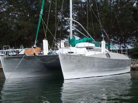 Aluminum Catamaran Hull For Sale by 2012 Easton 46 Aluminium Catamaran Sail Boat For Sale