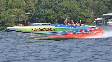 Wooden Cigarette Boats For Sale by Cigarette Boats For Sale Lake Of The Ozarks Used Boats