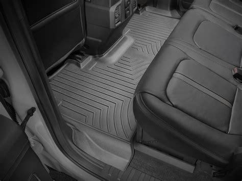 Weathertech Floor Mats Ford F250 by Weathertech Floor Mats Floorliner For Ford Duty Crew