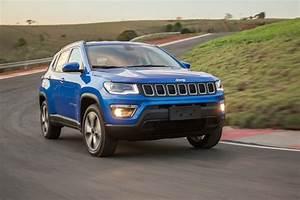 Modelo Mundial  Novo Jeep Compass  U00c9 Lan U00c7ado No Brasil