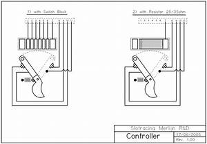 Which Direction To Put Diodes For Choke And Brake Buffer