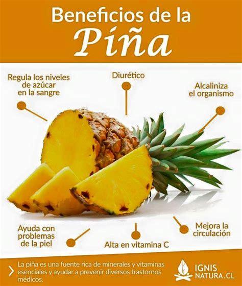 5 Beneficios de la Piña una fruta ideal para Desintoxicar
