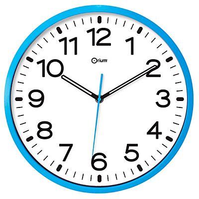 cuisine bleue horloges réveils toute la déco décoration intérieur