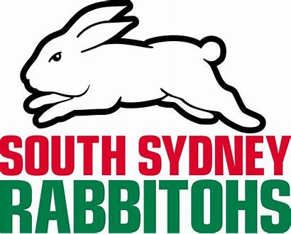 Rabbitohs Sydney South Nrl Pages Wikia Coloring