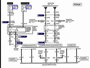 7 Pin Trailer Plug Wiring Diagram 2000 F250