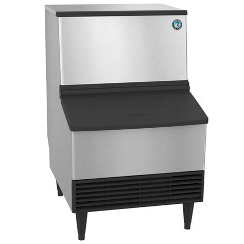 hoshizaki km bah  air cooled undercounter crescent