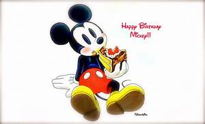 Happy Birthday Mickey Mouse : happy birthday mickey mouse clipart clipart suggest ~ Buech-reservation.com Haus und Dekorationen