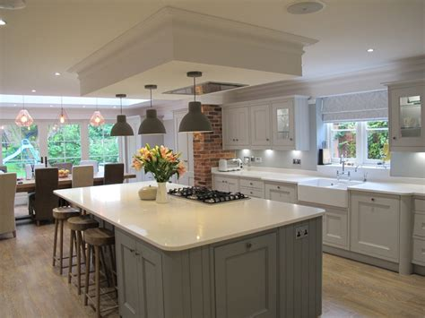 handmade painted kitchen new england kitchens