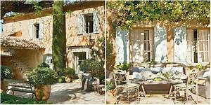 Beautiful villa in the style of Provence Home Interior