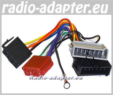 Jeep Radio Wiring Harnes by Jeep Wrangler 1988 2001 Car Radio Wire Harness Wiring