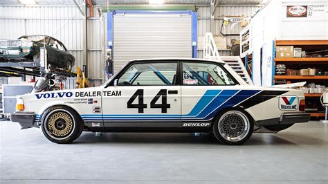 volvo  group  touring car