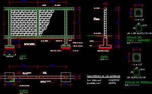 Fireproof Wall DWG Block for AutoCAD • Designs CAD