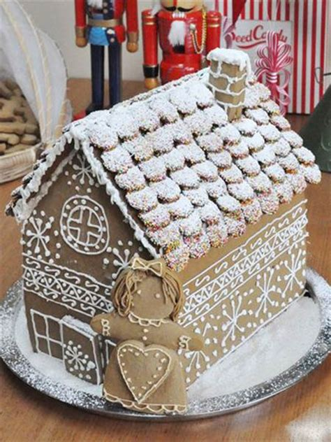 gingerbread house tips  kids todaycom