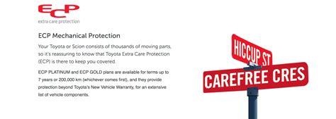 toyota extra care protection hallmark toyota