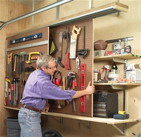 Diy Projects For Organizing Your Garage Or Work Shop Stuff