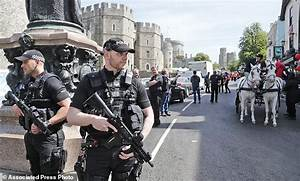 The Latest: Security ramps up in Windsor for royal wedding ...