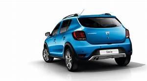 Renault Dacia Sandero : dacia sandero stepway en tt renault eurodrive ~ Medecine-chirurgie-esthetiques.com Avis de Voitures