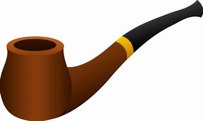 Pipe Clip Clipart Cigar Tobacco Smoking Sherlock