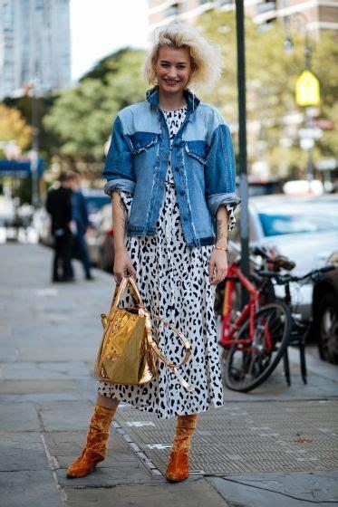 New York Fashion Week Spring 2018 Best Street Style | Cool ...