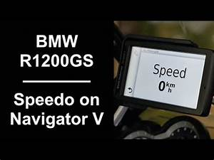 Bmw Navigator 5 Kaufen : setting up digital speedo on bmw r1200gs navigator v youtube ~ Jslefanu.com Haus und Dekorationen