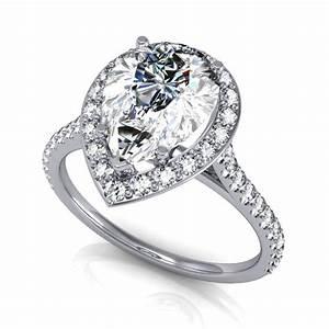 26 best advertising images on pinterest diamond With vintage teardrop wedding rings