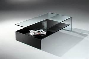 Couchtisch Modern Glas : effektvolle couchtische aus glas ~ Watch28wear.com Haus und Dekorationen