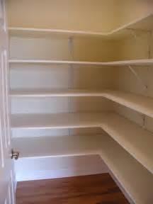 Walk In Linen Closet Design by Walk In Pantry If I Had A Pinterest Corner