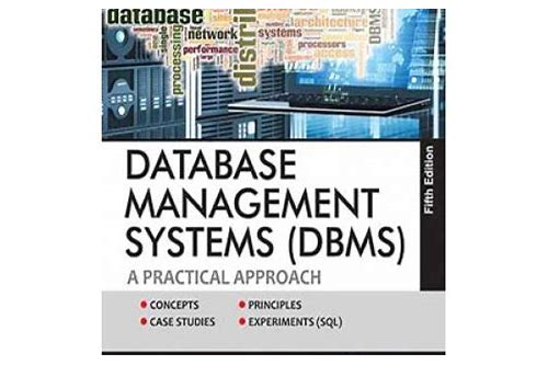 dbms technical publications ebook free download