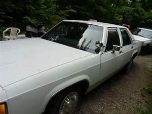 Find Used 1991 Ford Ltd Crown Victoria S Sedan 4
