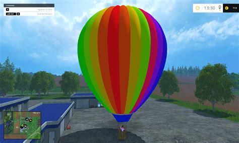 with the wind ls balloon trip for ls 15 mod