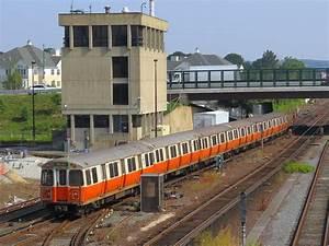 Orange Line  Mbta
