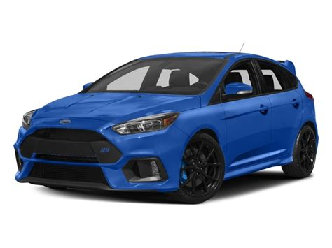 2016 Ford Focus Hatchback 5d Rs Awd I4 Turbo Prices