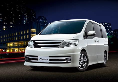 Nissan Serena Wallpapers by Autech Nissan Serena Rider C25 2008 10 Wallpapers