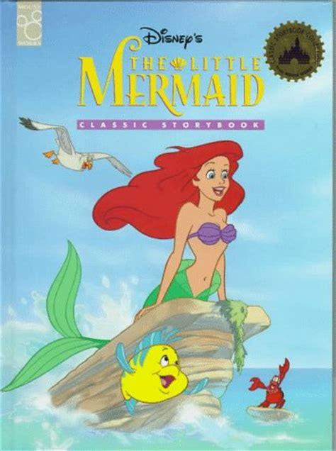 disneys   mermaid classic storybook  sheryl