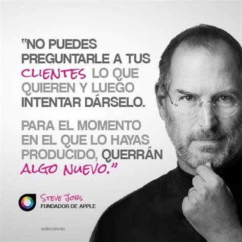 La Marketing Jobs Steve Jobs Sobre Lo Que Los Clientes Quieren Mi