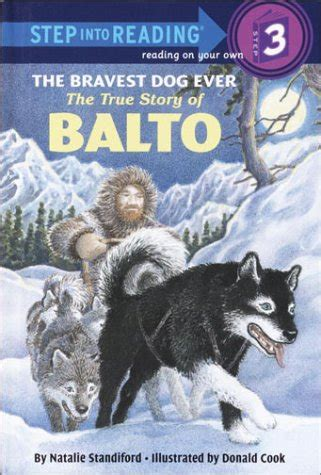 bravest dog  story  balto  natalie standiford reviews discussion bookclubs lists