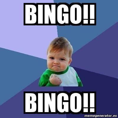 Bingo Memes - bingo funny bingo bingo quotes funnies pinterest bingo quotes and humor
