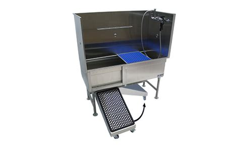 groomers tub direct s patented grooming tubs with swivel r save