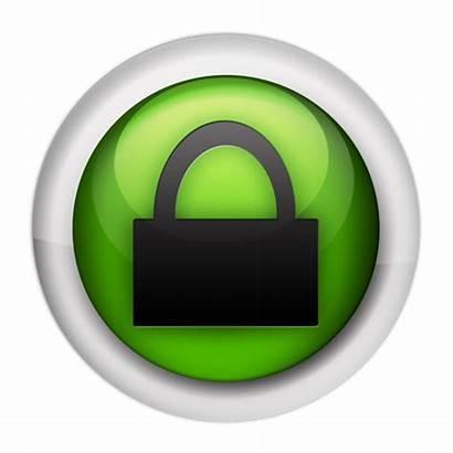 Icon Secure Lock Padlock Transparent Unlocked Folder
