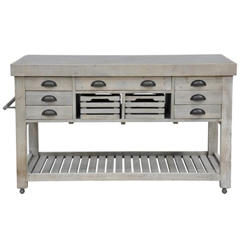 deni kitchen island wshome look 4 less and steals and deals 3151